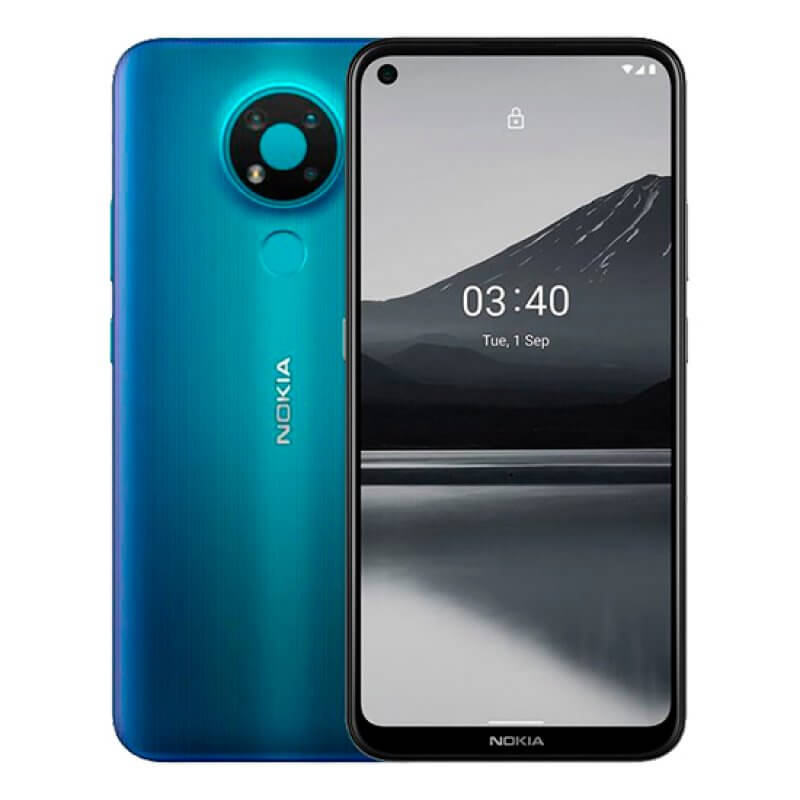 Nokia 3.4 3GB/64GB Dual Sim Azul