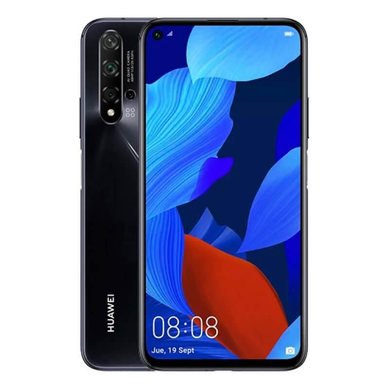 Huawei Nova 5T 6GB/128GB Preto