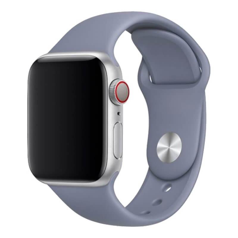 Bracelete Apple Watch 40mm Deluxe Devia Sport Band - Cinzento