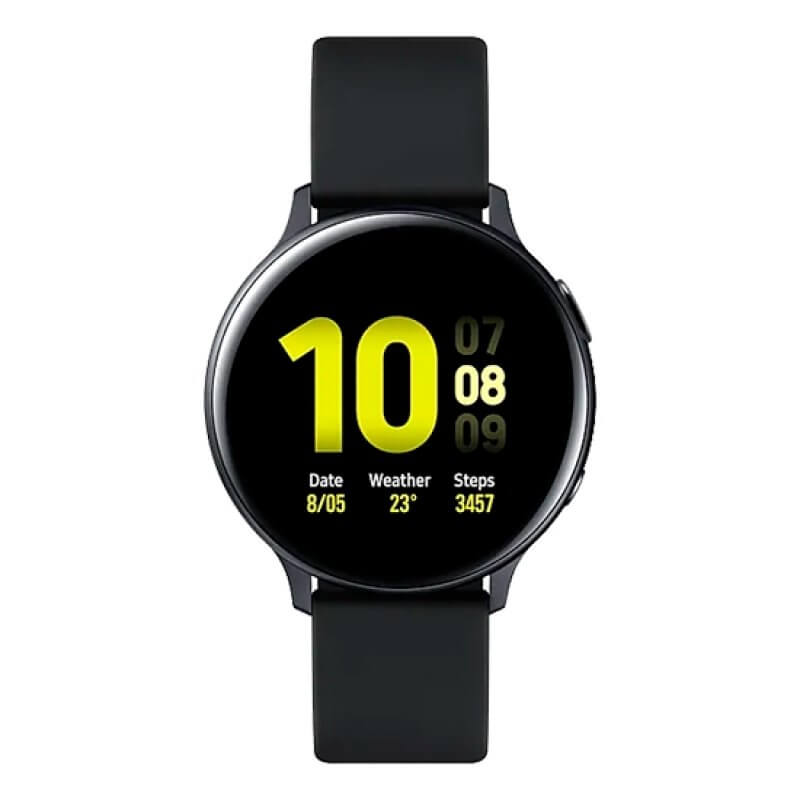 Smartwatch Samsung Galaxy Watch Active 2 R820 44mm WiFi Preto
