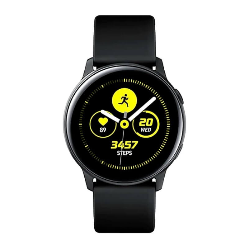 Smartwatch Samsung Galaxy Watch Active R500 Preto