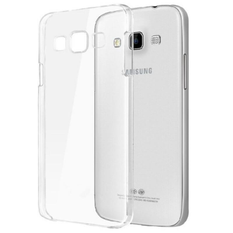 Capa silicone Samsung J5 J510 (2016) - Transparente