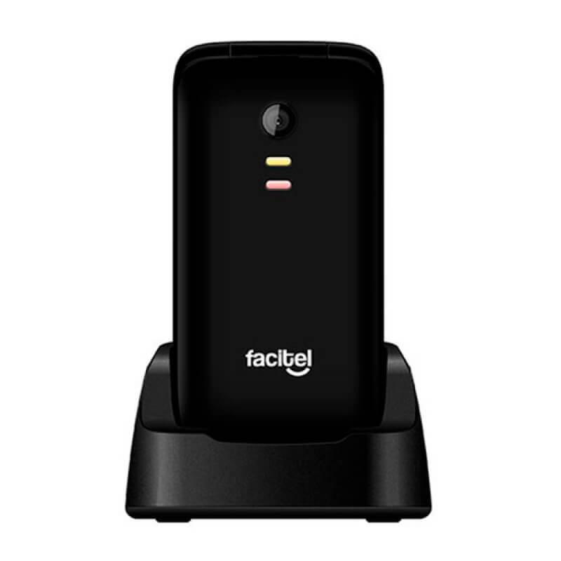 Facitel FS23 Dual Sim - Preto