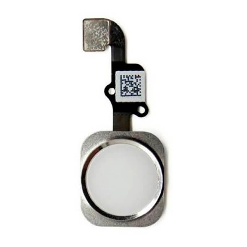 Botão Home Apple iPhone 6S - Prateado