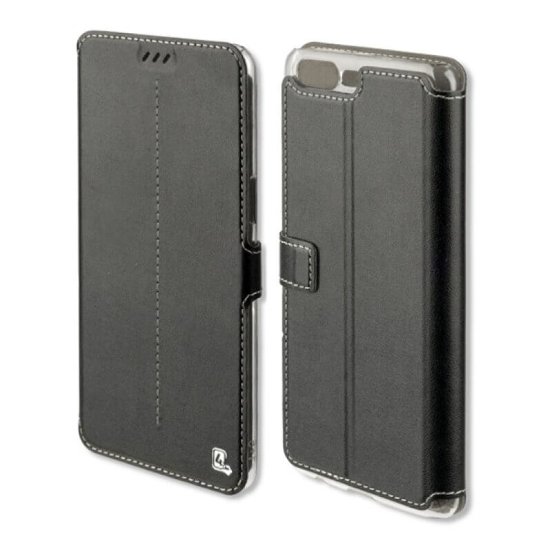 Flip Case 4Smarts Huawei Nova 2 - Preto