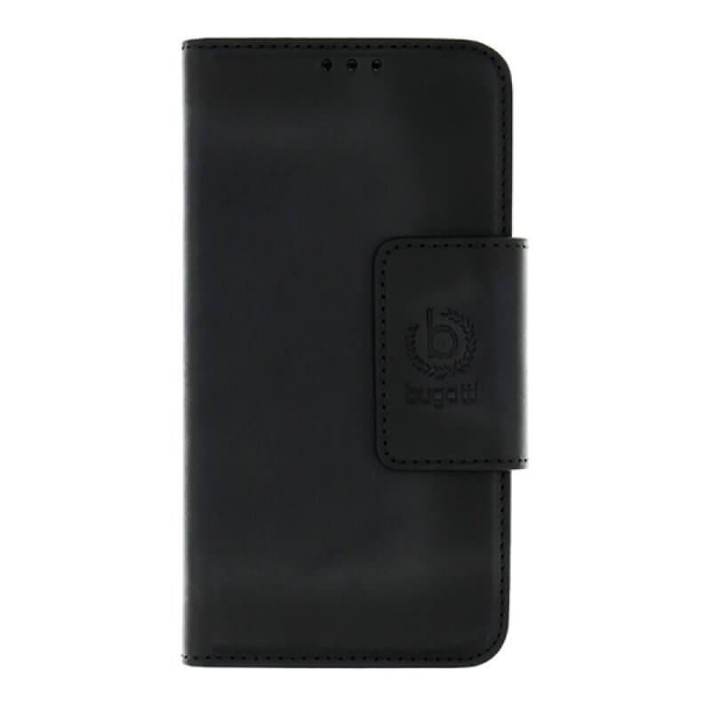 Flip Cover Bugatti Samsung S6 G920 - Preto