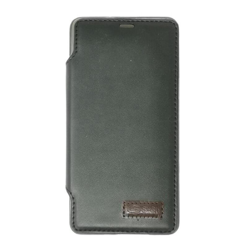 Flip Cover Okkes Samsung A5 A510 - Preto