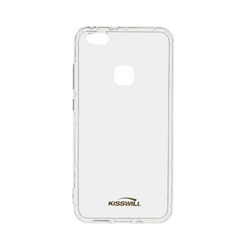 Capa Silicone Kisswill Samsung Galaxy A50 - Transparente