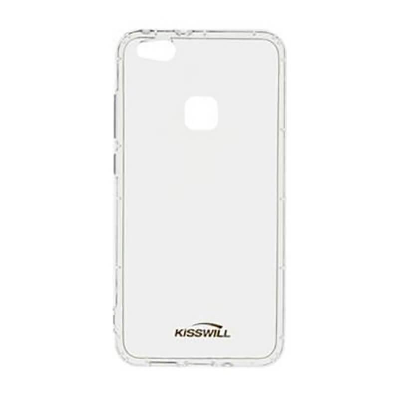Capa Silicone Kisswill Samsung Galaxy A40 - Transparente