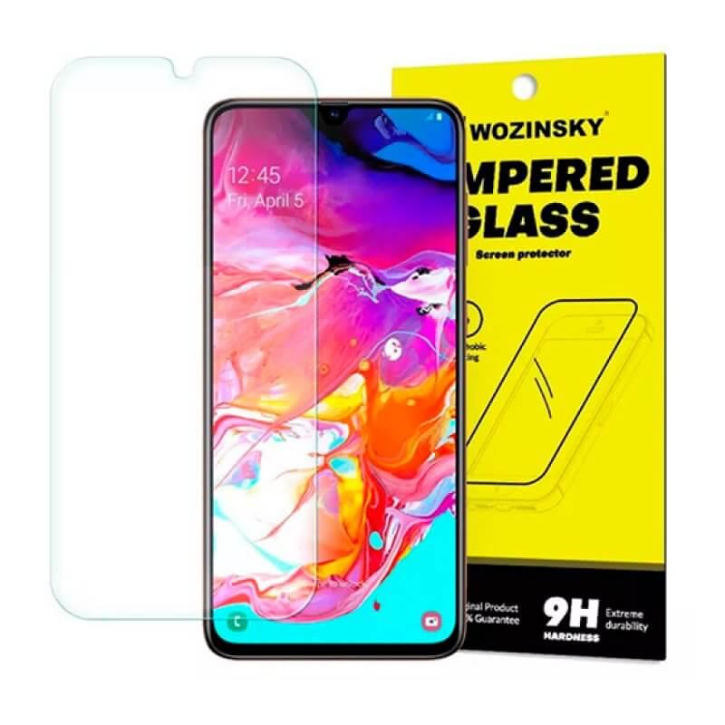 Vidro temperado Samsung A70 A705