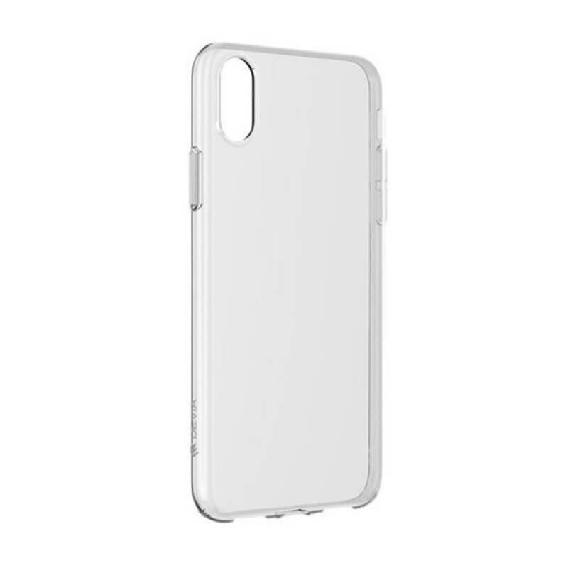 Naked Case Devia iPhone Xs Max - Transparente