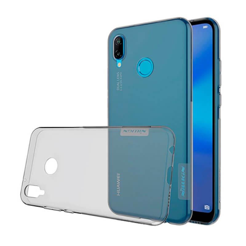 Capa Nillkin Nature TPU Huawei P20 Lite - Transparente