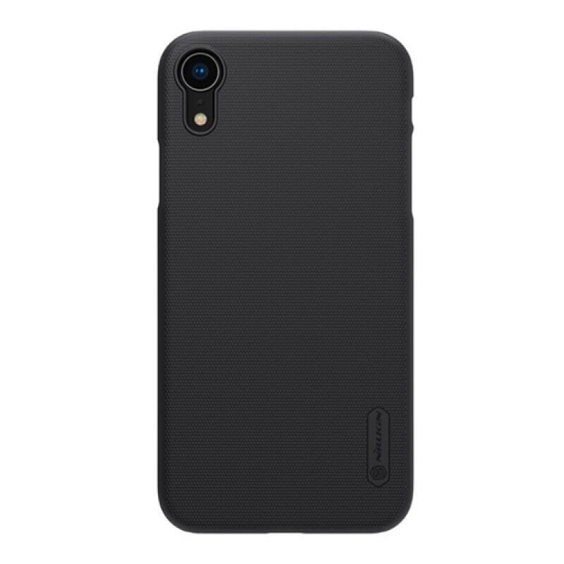 Capa Rigida Nillkin Frosted iPhone Xr - Preto