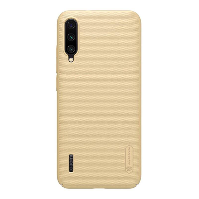 Capa Rigida Nillkin Frosted Xiaomi Mi A3 - Dourado