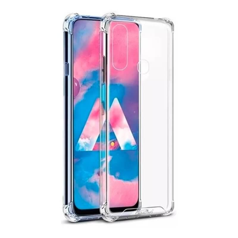 Capa silicone Anti Choque Samsung Galaxy A40 A405 - Transparente