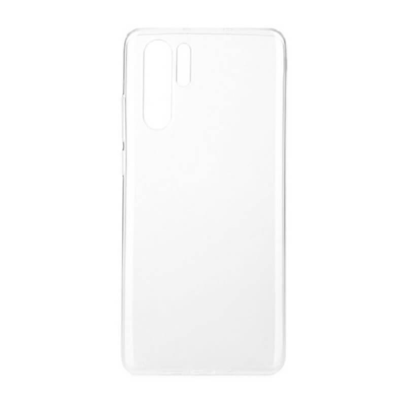 Capa silicone Huawei P30 Pro - Transparente