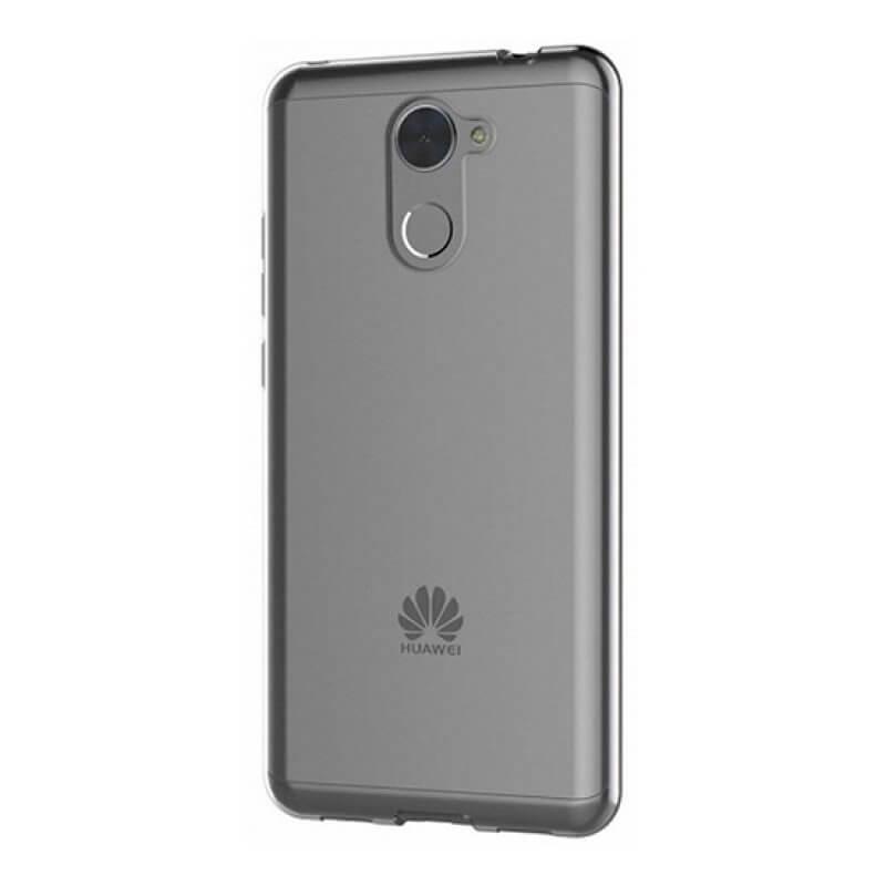 Capa silicone Huawei Y7 2017 - Transparente