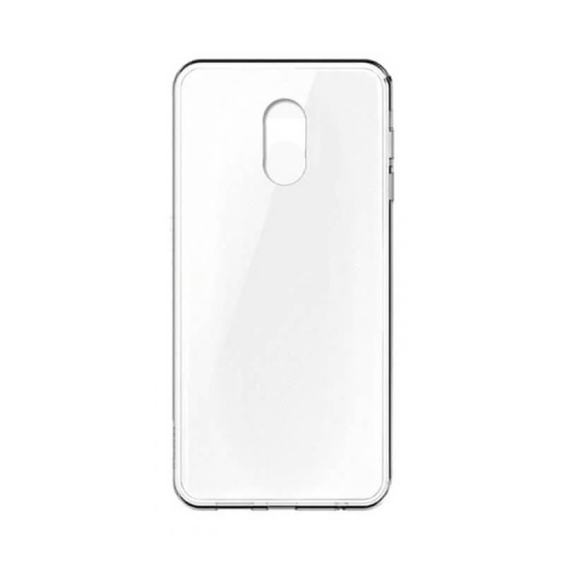 Capa silicone LG K4 2017 - Transparente