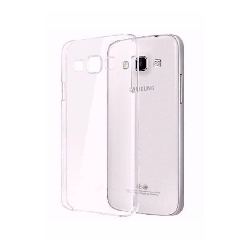 Capa Silicone Samsung Galaxy J310 2016 - Transparente