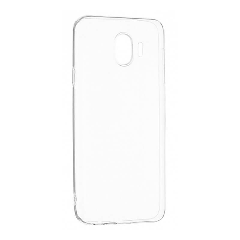 Capa Silicone Samsung Galaxy J4 2018- Transparente