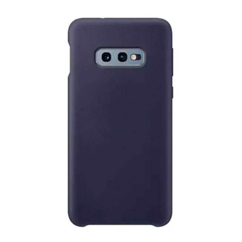 Silicone Cover Samsung Galaxy  S10e - Azul