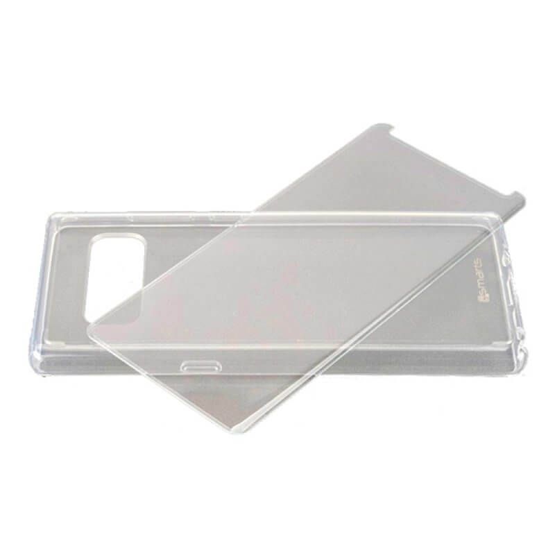 Vidro Temperado + Capa Clear Samsung Galaxy Note 8 N950