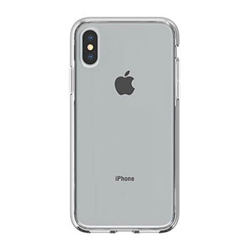 Capa Anti-Shock Devia El Series iPhone Xs Max - Transparente