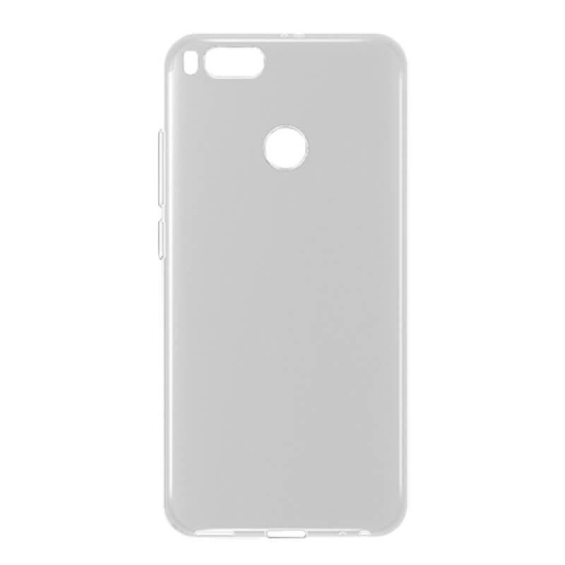 Capa silicone Xiaomi Mi A1 / Mi 5X - Transparente