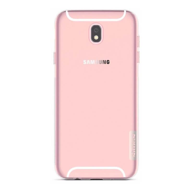 Capa silicone Nillkin Samsung J7 J730 (2017) - Tra