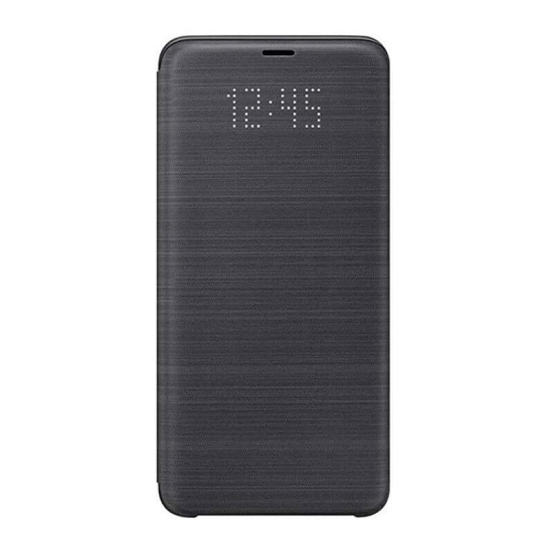 Led View Samsung Galaxy S9 Plus  G965 - Preto