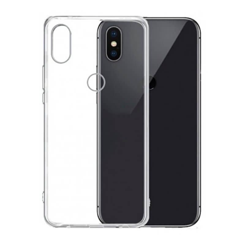 Capa silicone Xiaomi Redmi S2 - Transparente