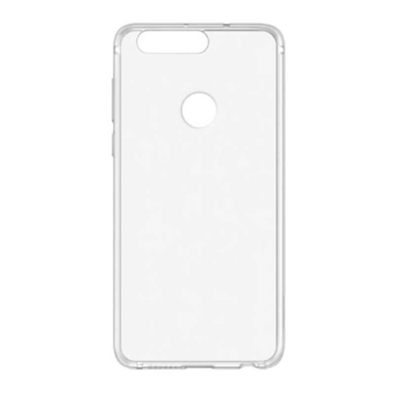 Capa silicone Huawei Honor 8 - Transparente
