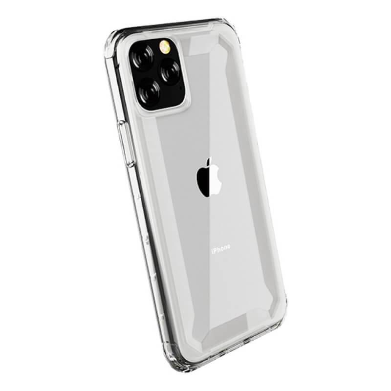 Capa Defender 2 Devia iPhone 11 Pro - Transparente