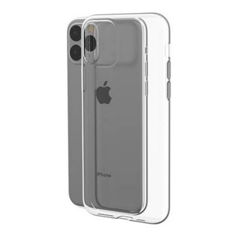 Capa Devia iPhone 11 Pro Max - Transparente