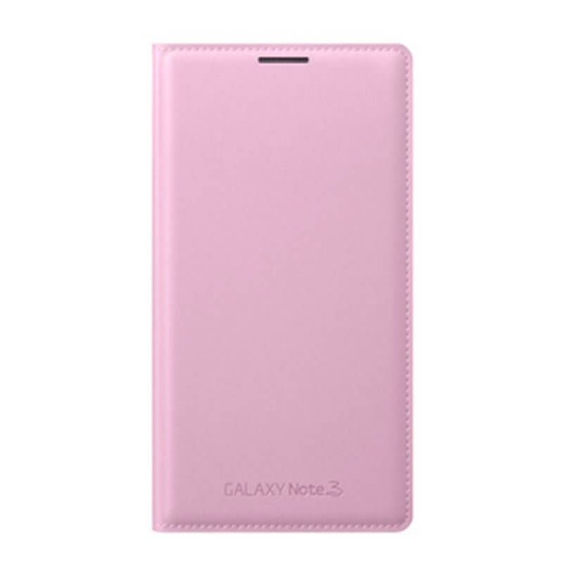 Flip Cover Samsung Note 3 - Rosa