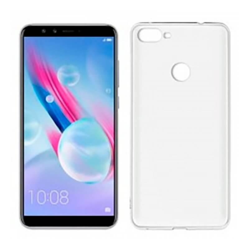 Capa silicone Huawei Honor 10 - Transparente