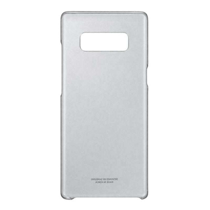 Clear Cover Samsung Note 8 N950 EF-QN950CBEGWW - Preto