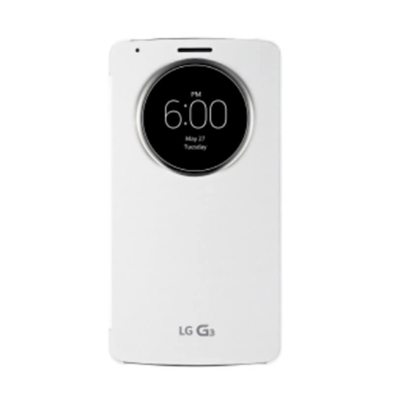 Capa Quick Circle LG G5 CFV-160 - Branco