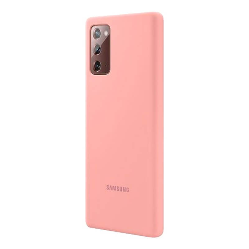 Silicone Cover Samsung Galaxy Note 20 N980 N985 Bronze