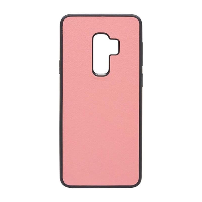 Capa silicone Samsung S9 Plus G965 - Rosa