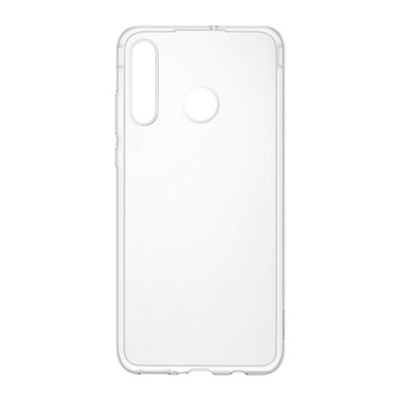 Capa silicone Huawei P30 Lite - Transparente