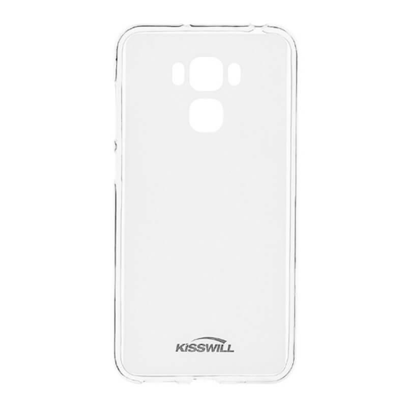Capa silicone Kisswill Huawei P9 Lite Mini - Transparente