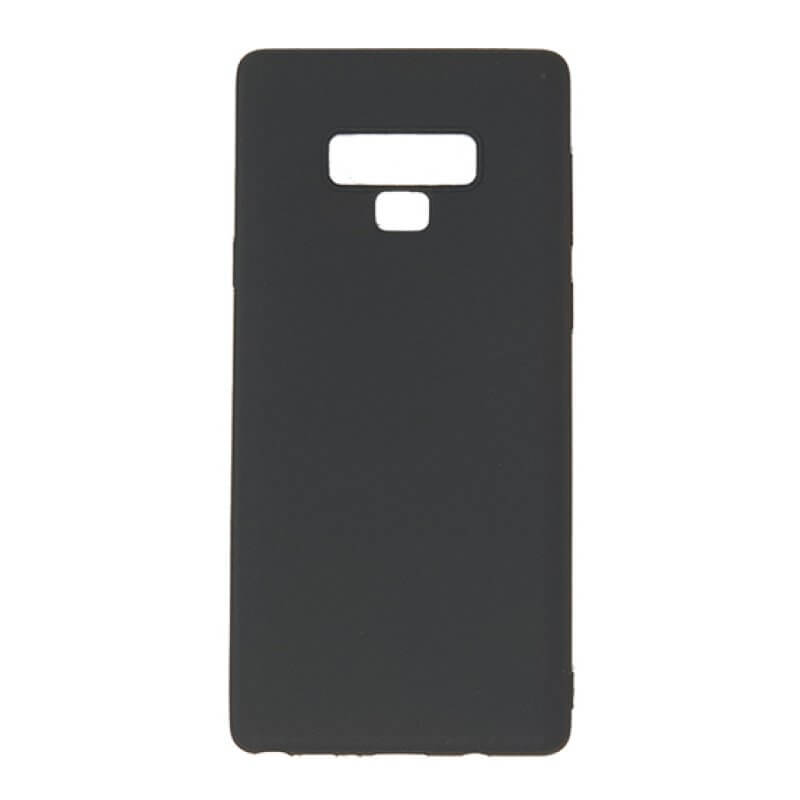 Capa silicone Samsung Galaxy Note 9 N960 - Preto