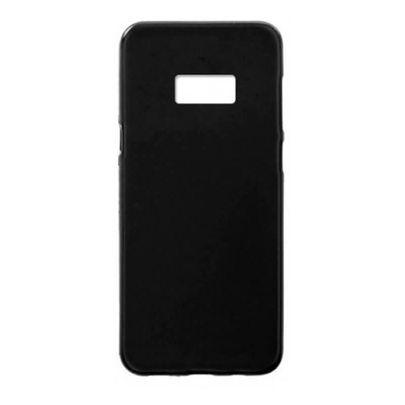 Capa silicone Samsung Galaxy S8 G950 - Preto