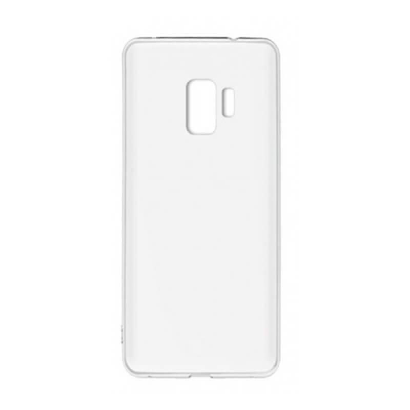 Capa silicone Samsung S9 Plus G965 - Transparente
