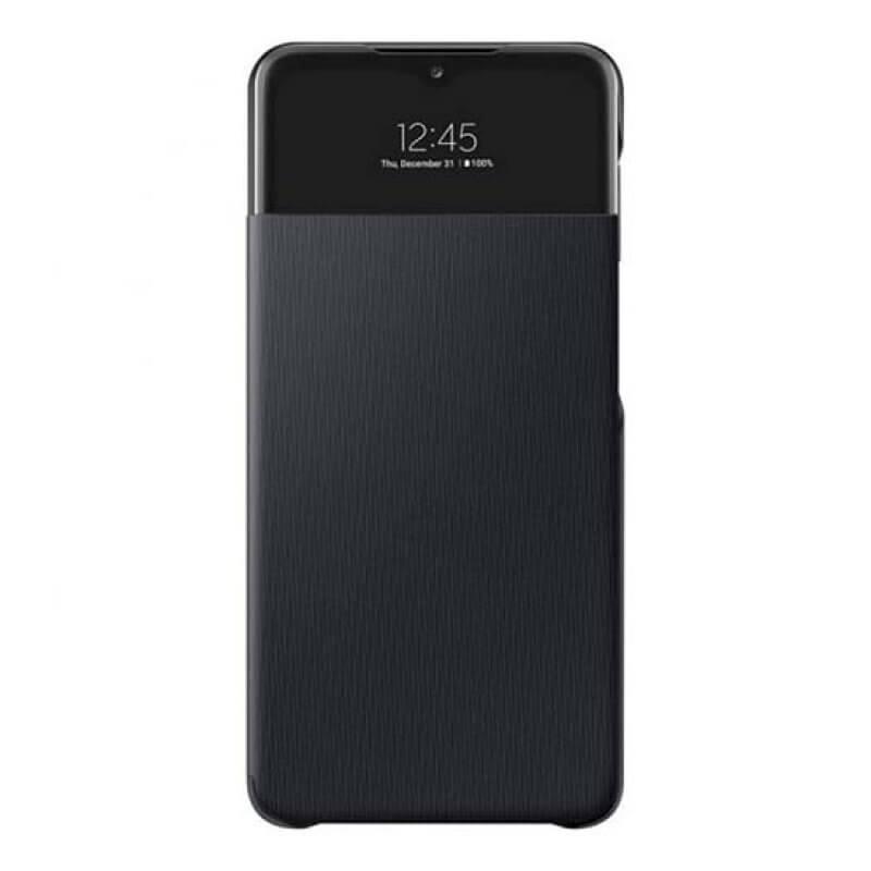 Capa S View Wallet Samsung Galaxy A52 Preto