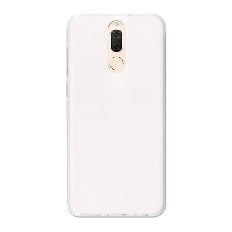 Capa silicone Huawei Mate 10 Lite - Transparente