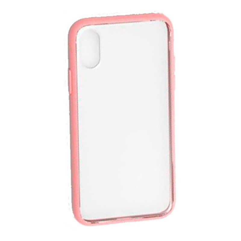 Case Anti-Shock Devia Series iPhone Xr - Rosa