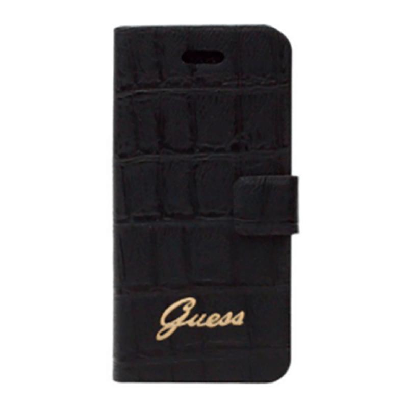 Folio Caser Guess i iPhone 4/4S - Preto