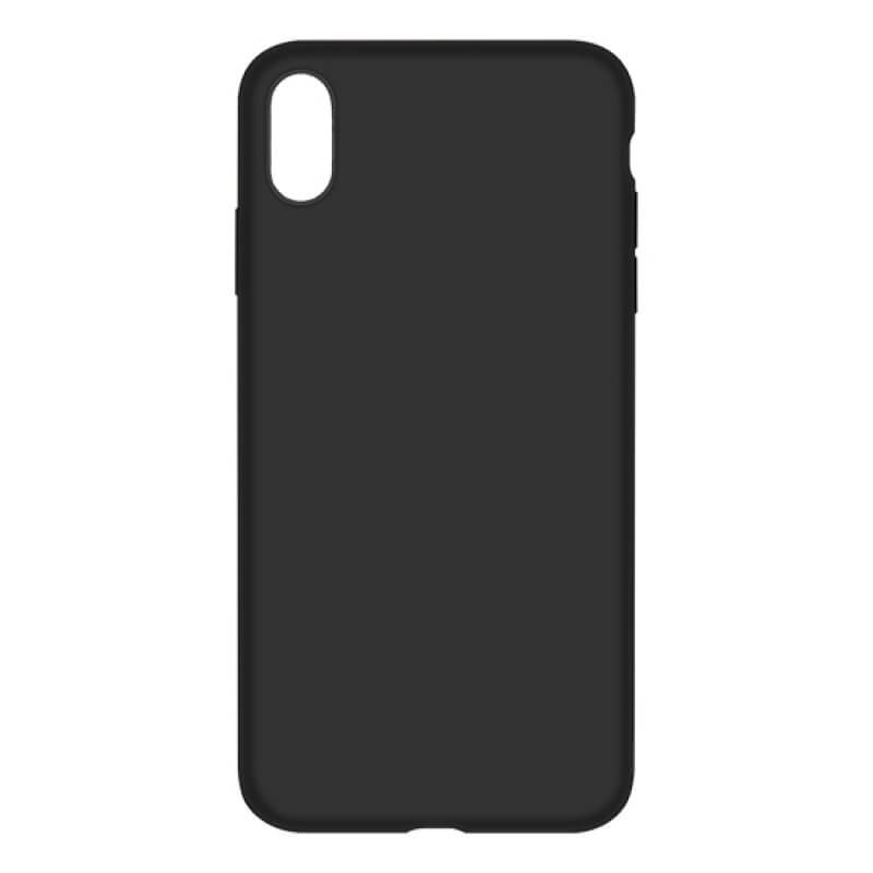 Case Silicone Nature Devia iPhone X/Xs - Preto